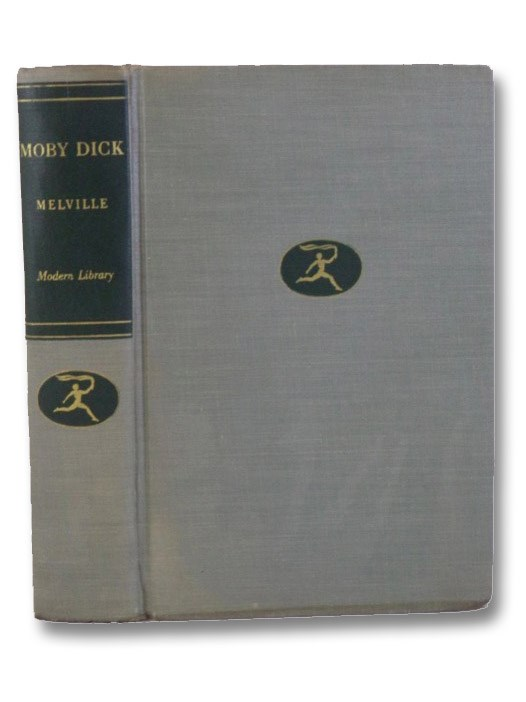 Moby Dick or The White Whale (The Modern Library of the World's Best Books), Melville, Herman