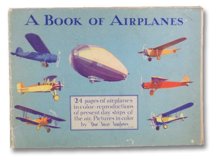 A Book of Airplanes, Lyle, Paul; The Two Taylors