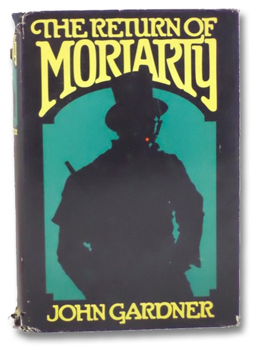 The Return of Moriarty, Gardner, John