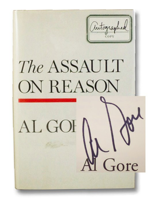 The Assault on Reason, Gore, Al
