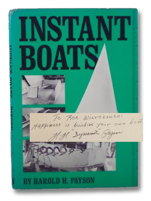 Instant Boats, Payson, Harold H.