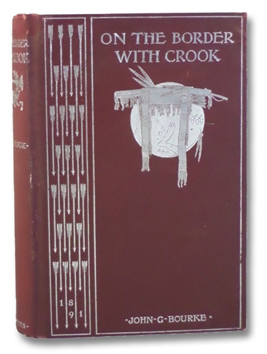 On the Border with Crook, Bourke, John G. [Gregory]