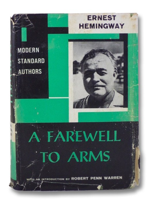 A Farewell to Arms (Modern Standard Authors Series), Hemingway, Ernest; Warren, Robert Penn