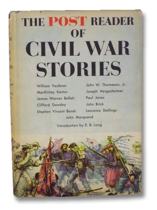 The Post Reader of Civil War Stories (Saturday Evening Post), Carroll, Gordon (Editor)