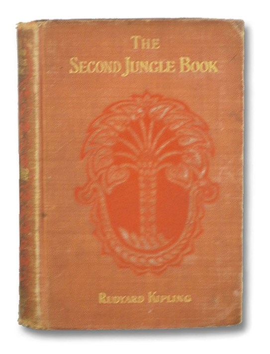 The Second Jungle Book, Kipling, Rudyard