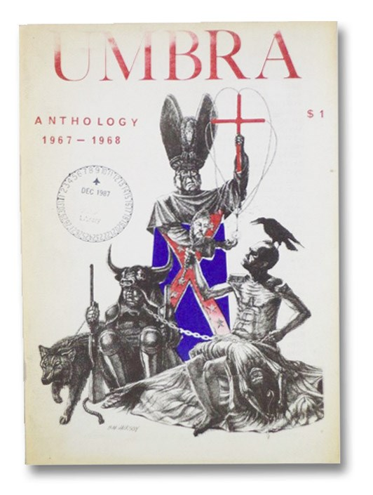 Umbra Anthology, 1967-1968 [Includes Early Appearance by Alice Walker], Henderson, David; Walker, Alice; Jones, LeRoi; Sun-Ra; Hughes, Langston; Ginsberg, Allen; et al