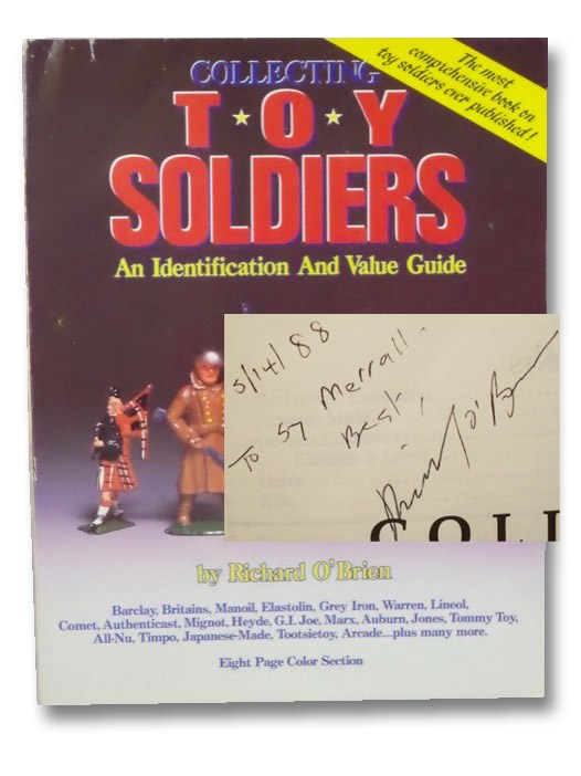 Collecting Toy Soldiers: An Identification and Value Guide, O'Brien, Richard