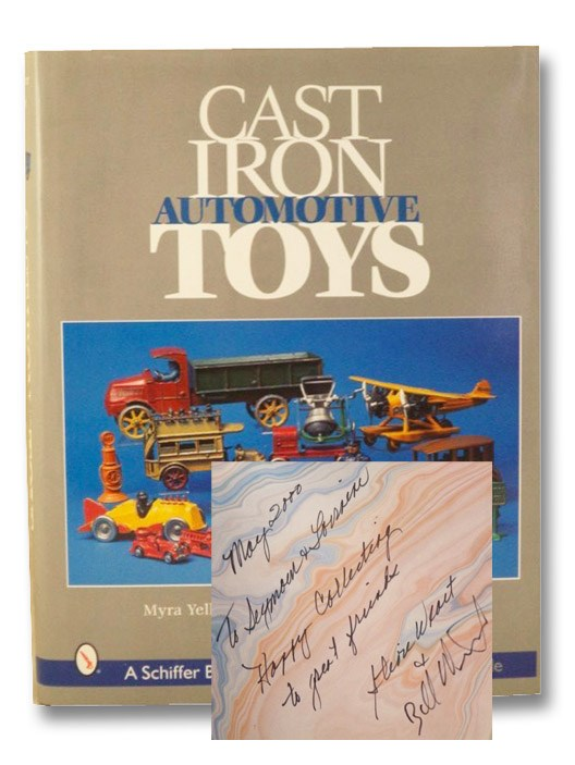 Cast Iron Automotive Toys, Cutwater, Myra Yellin & Eric B.