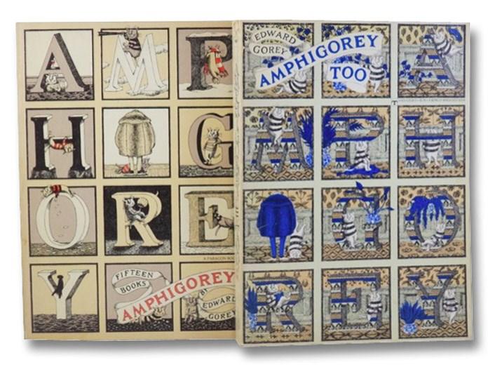 Amphigorey: Fifteen Books [with] Amphigorey Too, Gorey, Edward