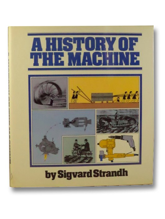 A History of the Machine, Strandh, Sigvard