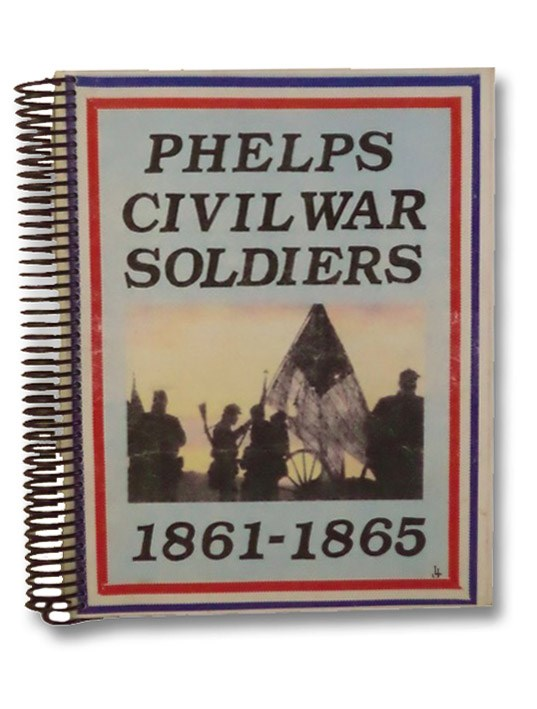 Phelps Civil War Soldiers, 1861-1865, Johnson, F. Lee