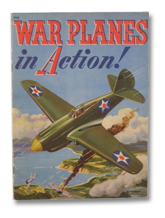 War Planes in Action!, Wallace, James F.