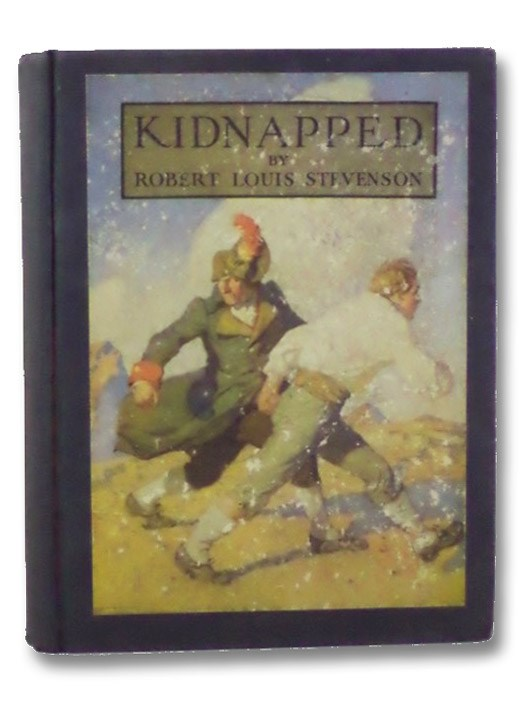 Kidnapped, Stevenson, Robert Louis