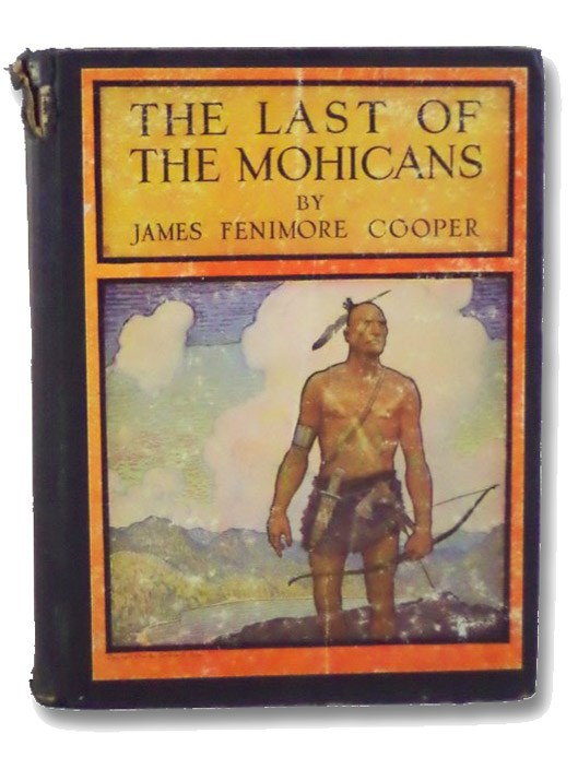 The Last of the Mohicans, Cooper, James Fenimore