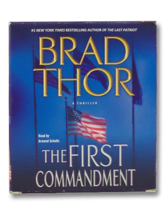The First Commandment (Audiobook), Thor, Brad