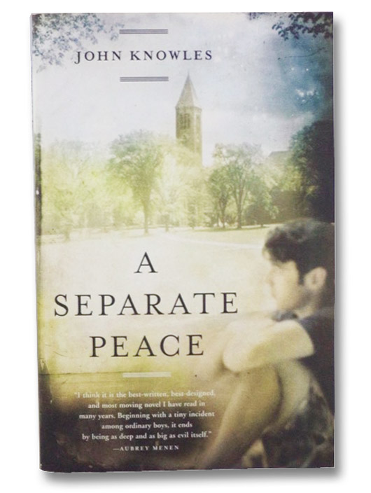 an analysis of the novel a separate peace by john knowels Get all the key plot points of john knowles's a separate peace on one page a separate peace summary from litcharts | the creators of sparknotes.