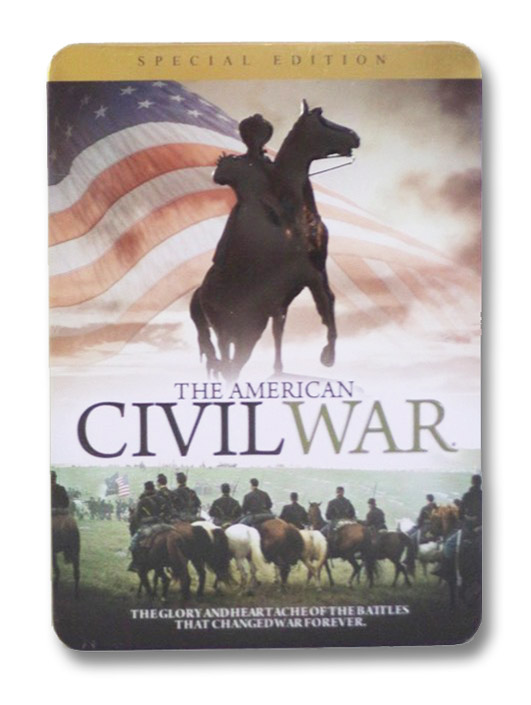The American Civil War: Special Edition (DVD), Madacy Home Video