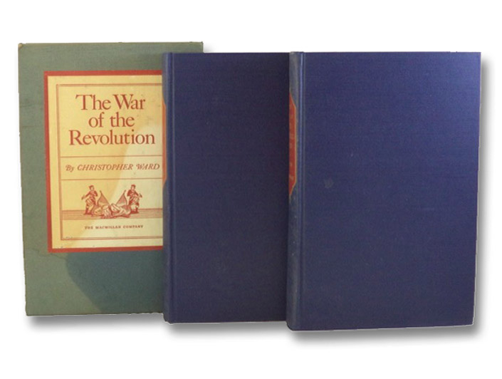 The War of the Revolution, in Two Volumes, Ward, Christopher; Alden, John Richard