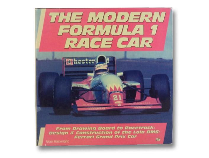The Modern Formula 1 Race Car, Macknight, Nigel