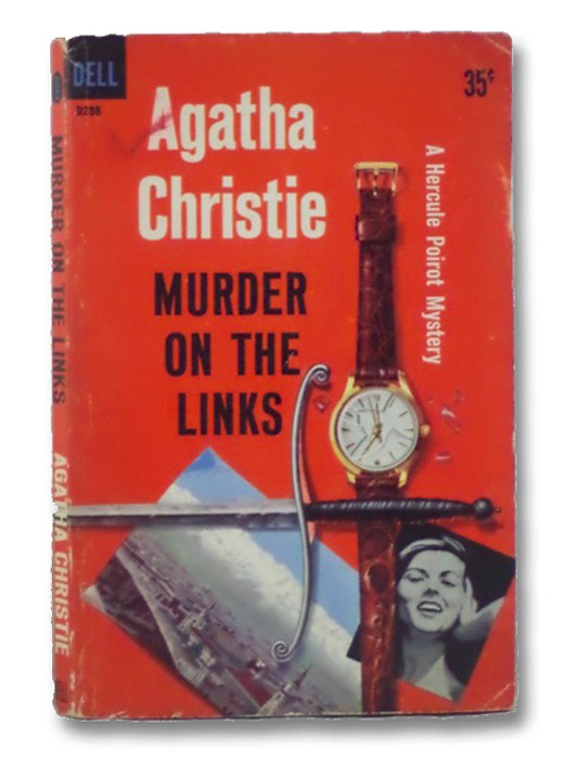 Murder On The Links (Dell No. D288), Christie, Agatha
