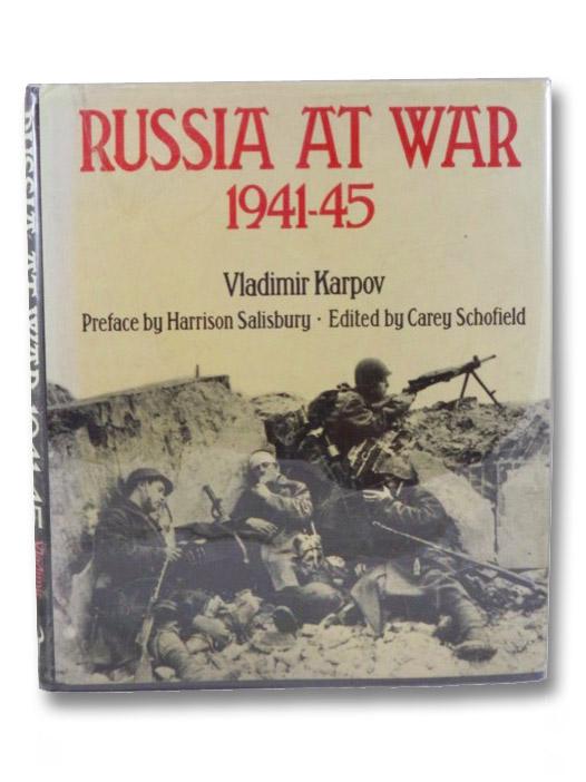 Russia at War: 1941-45, Karpov, Vladimir