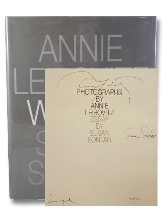 Women, Leibovitz, Annie; Sontag, Susan