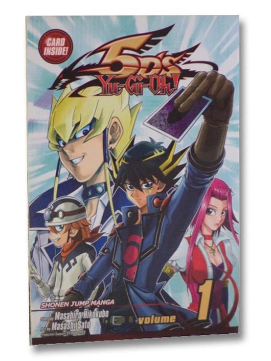 Yu-Gi-Oh! 5D's, Vol. 1, Hikokubo, Masahiro
