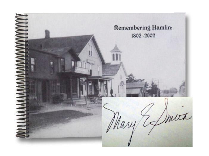 Remembering Hamlin: 1802-2002, Smith, Mary E.