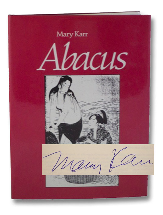 Abacus (Wesleyan New Poets Series), Karr, Mary