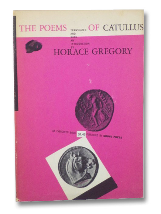 The Poems of Catullus, Gregory, Horace