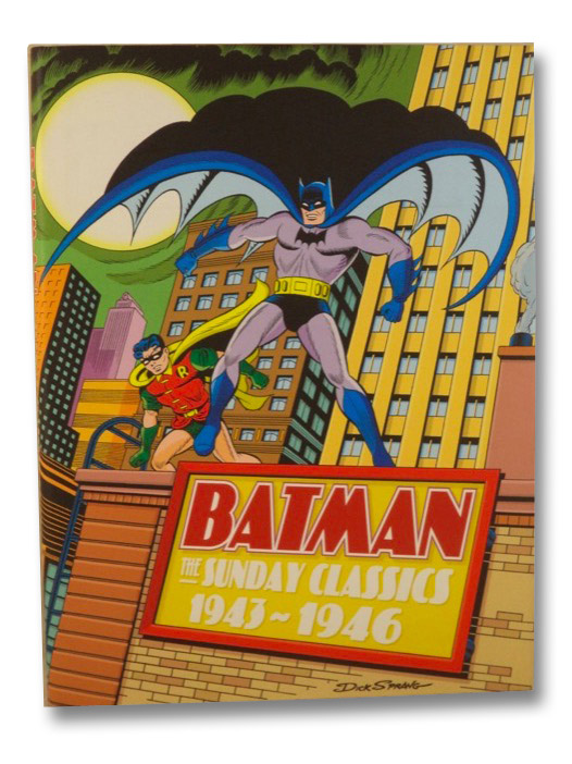 Batman: The Sunday Classics 1943-1946, Kane, Bob
