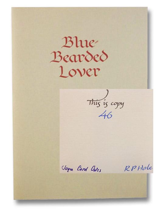 Blue-Bearded Lover, Oates, Joyce Carol
