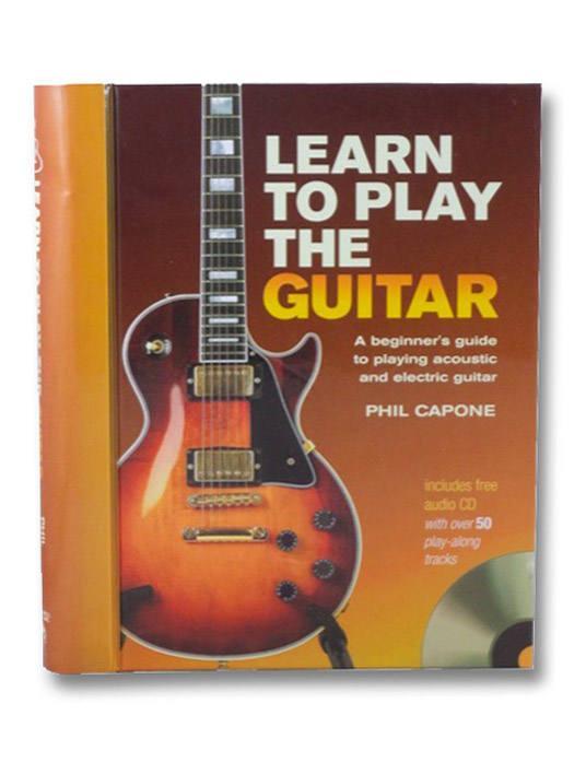 Learn to Play the Guitar, Capone, Phil