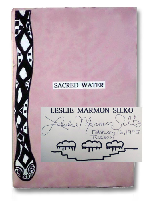 Sacred Water: Narratives and Pictures, Silko, Leslie Marmon