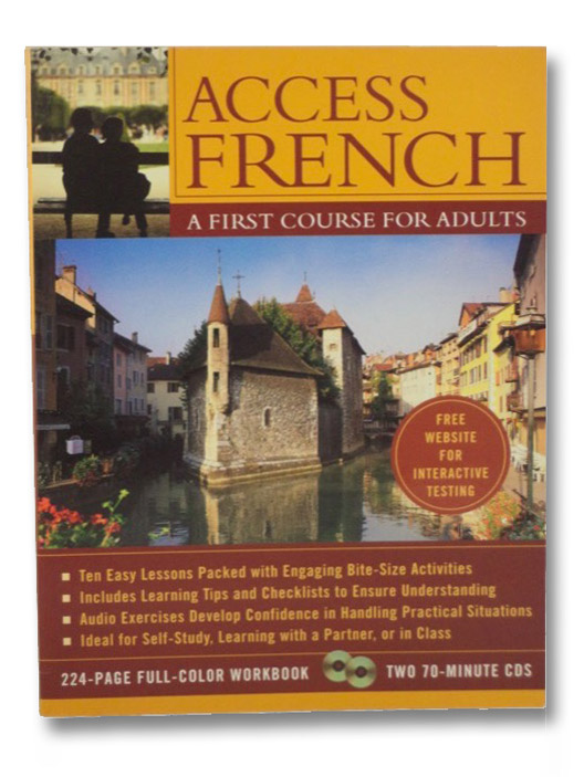 Access French: A First Course for Adults, Grosz, Bernard