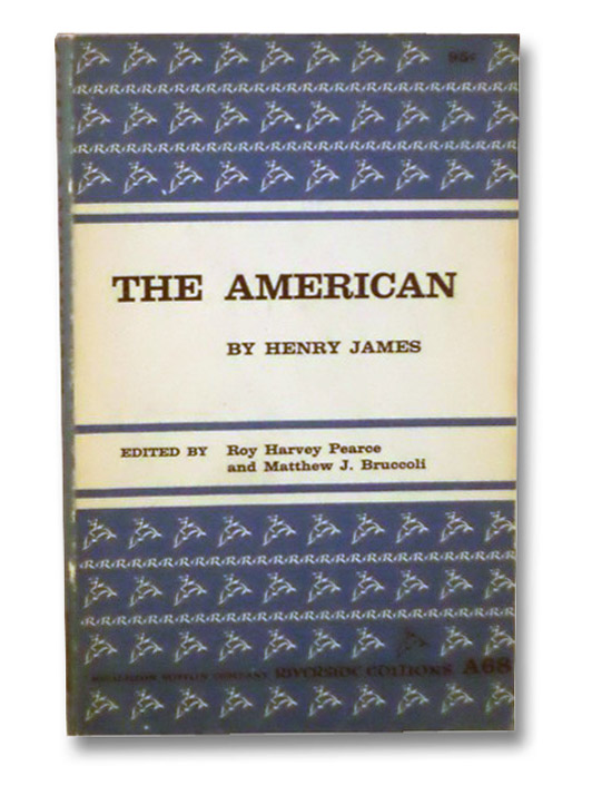 The American (Riverside Edition), James, Henry