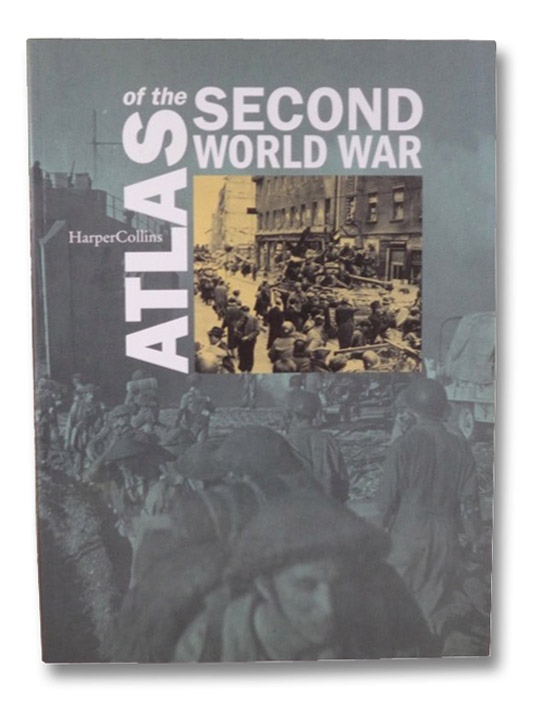 Atlas of the Second World War, Keegan, John