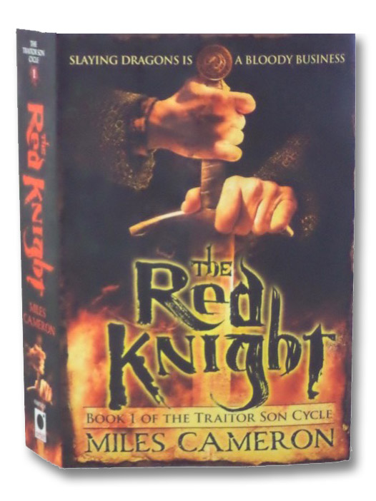 The Red Knight (The Traitor Son Cycle), Cameron, Miles