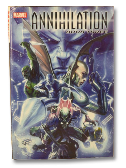 Annihilation: Book 3 (Marvel Comics), Giffen, Keith; Gage, Christos