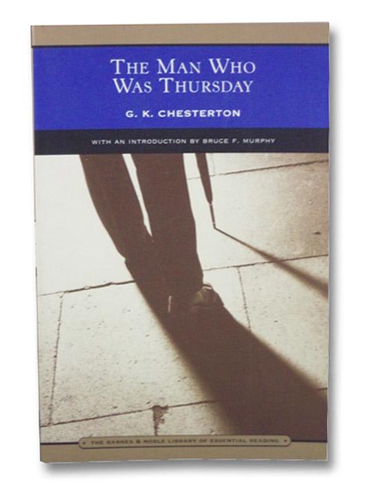 The Man Who Was Thursday, Chesterton, G.K.