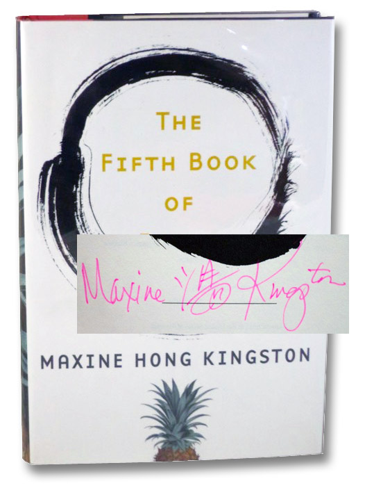 The Fifth Book of Peace, Kingston, Maxine Hong