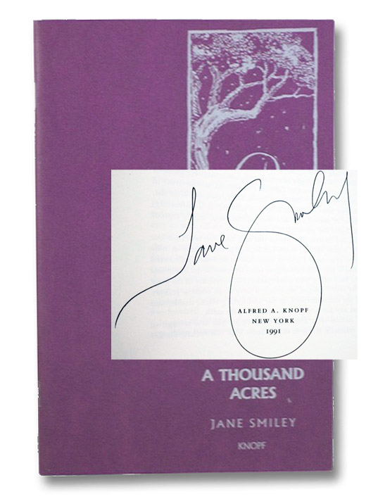 A Thousand Acres [Excerpt], Smiley, Jane