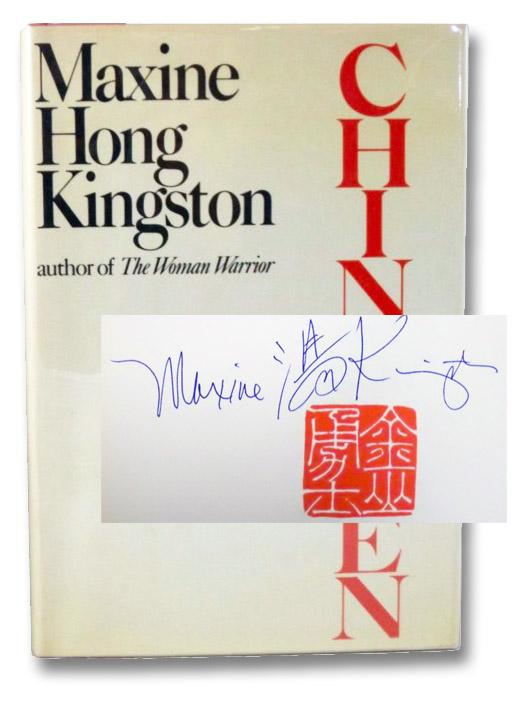 China Men, Kingston, Maxine Hong