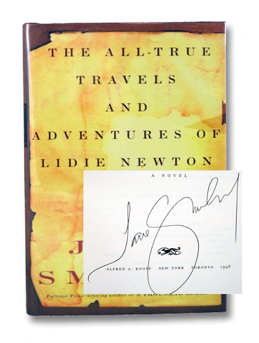 The All-True Travels and Adventures of Lidie Newton, Smiley, Jane
