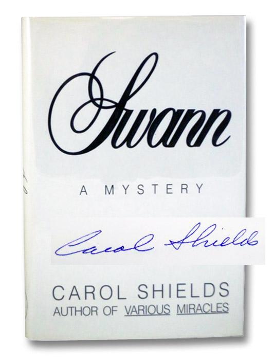 Swann: A Mystery, Shields, Carol