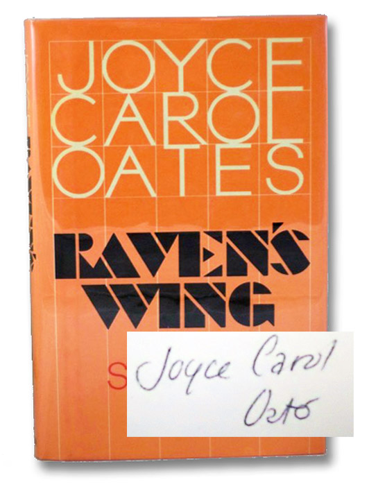 Raven's Wing: Stories, Oates, Joyce Carol