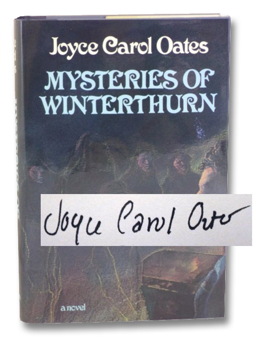 Mysteries of Winterthurn, Oates, Joyce Carol