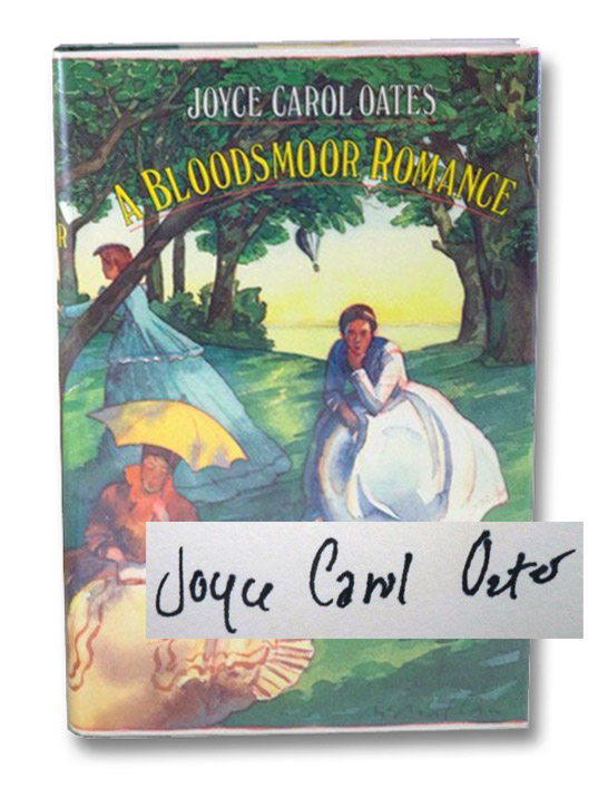 A Bloodsmoor Romance, Oates, Joyce Carol