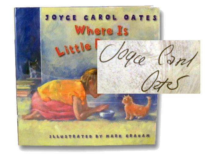 Where is Little Reynard?, Oates, Joyce Carol