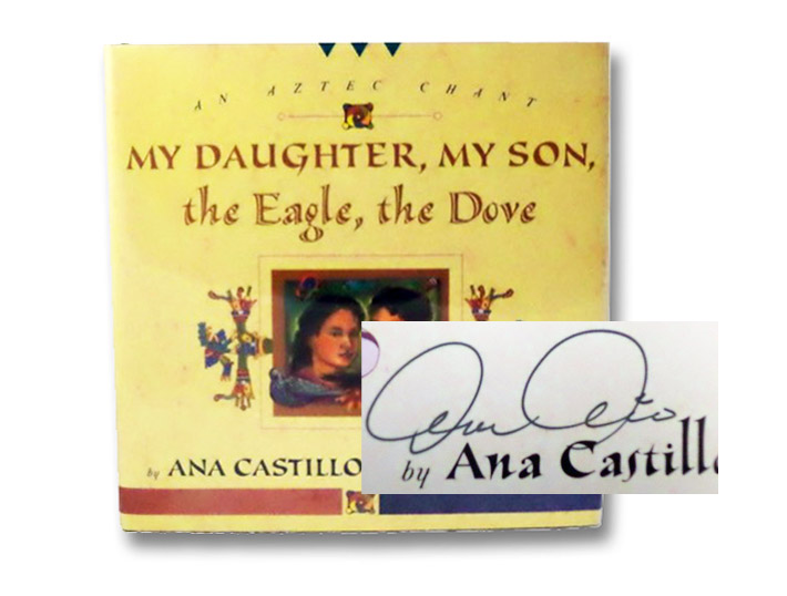 My Daughter, My Son, the Eagle, the Dove, Castillo, Ann